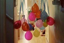 5 years old birthday party / fun yummy yummy!