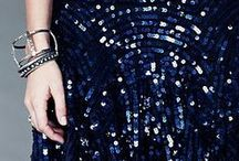 Glittering girl / Des matières chicissimes, brillantes, étincelantes, pailletées, parées de mille et un reflets. So chic, so Niwel !