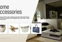 Home Decor Ideas / Here are some great ideas for accessorising your home. A compilation of home decor ideas I like