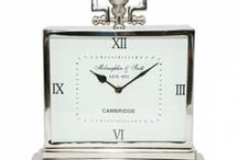 Clocks and timepieces  / Wall clocks and desk clocks