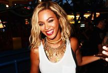Beyoncé / My ❤️ for Queen Bey! / by Ashley Nelson