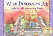 Children & Grief Books - Nonfiction / Grief books specifically about helping children cope with grief.