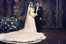 Royal Wedding / Iconic wedding dresses that will be remembered long after the big day.