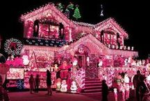 Pretty Pink Christmas / by Teresa Paris 2.0 💋