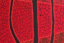 ART - aboriginal 1 RED