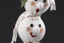 Feeling Festive! / Festive ideas. #Festive #Christmas #Seasonal