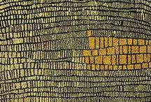 ART - aboriginal 2 yellow