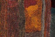 ART - aboriginal 4 MULTICOLOUR