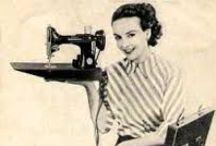 Sewing mashine posters