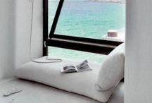 The reading corner / Get great ideas about how you can decorate your favourite corner!