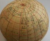 Maps - globes
