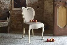 Shabby Chic Collection / Venetasedie Chairs, about our new Shabby Chic collection