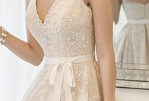 Need to choose a Wedding dress / Ideas for my Wedding dress