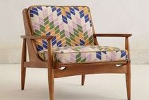 Textile Inpirations / Taking inspirations from textile design seats.