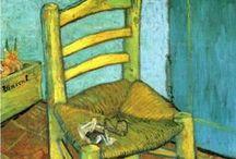 Chair & art