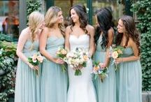 Bridesmaids Ideas / Get some inspiration for your bridesmaids