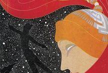 Art Deco magazine covers