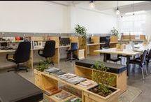 East Perth Creative Hub / Ideas for creative hub