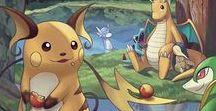 Pokemon and Fakemon