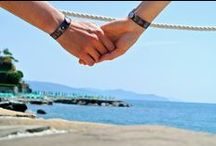 LOVE IN PORTOFINO / Travel Bracelet | Clyck
