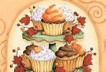 Cupcakes y muffins / by Nurie Margáin Schmidt