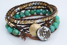 gyöngyöző/minerals and beads