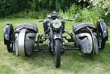 Motorbikes Trikes & Sidecars / cars_motorcycles / by jacqui crafty