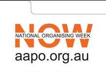 National Organising Week / A whole week dedicated to getting organised!  National Organising Week 2013 will take place in September.
