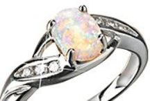 Rings / Jewelry / by Donna Boarman