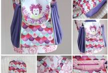 Bags made by Bobbin Girl Bag Making Supplies / These are just a few of the bags that I have made