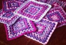Crochet - Blocks