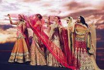 Bridal Lehengas  / Sublimes tenues de mariages indo-pakistanaises