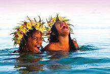 Pacific Islands inspiraton