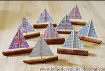 gyerekkéz tavasszal - crafts for kids-springtime
