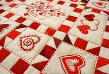 piros meg fehér a szerelem/redwork ideas