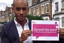 MPs #spreadtheword / by Breast Cancer Campaign