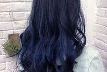 Me - Hair / Hairstyles and Colours