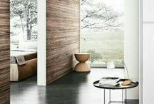 PIET ♥ MODERN / Less is more; dat is een kenmerk van een MODERN interieur. Opvallend is de strakke vormgeving met veelal strakke lijnen.  Materialen die we in een MODERN interieur zien, zijn hoogglanslak, beton, metaal, kunststof en glas. Basiskleuren zijn zwart, wit, bruin. Grijstinten en worden gecombineerd met een accentkleur. Een paar mooie meubels of accessoires die in het oog springen en de rest zo basic mogelijk houden. Bij een MODERN interieur hoort niet teveel poespas.