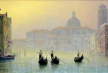 Venice in Art / by Jackie Siess