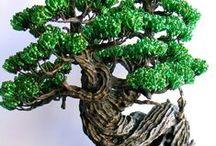 koralky inak / koralkove stromčeky