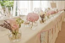 Wedding Style: Top table