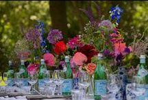 PIET ♥ TAFELEN / Lekker lang tafelen met je gezin, familie of vrienden. Dat doe je aan de mooiste tafel op stoelen waar je comfortabel lang op kunt blijven zitten. Je hebt tenslotte niet voor niets tijd gestopt in het klaarmaken van de heerlijkste gerechten. En wat maakt het extra gezellig; een prachtig gedekte tafel.