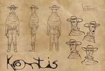 Sketches / #character #ideias #personagem #mascote #conceptart #concept #drawing #desenho #art #cartoon # 2d #illustration