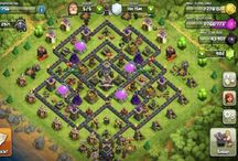 Clash of clans / My base
