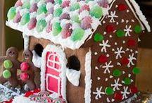 Christmas! / Christmas food, decorations and ideas!