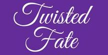 book; twisted fate / AVAILABLE NOW