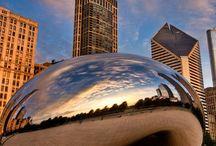 Rodei em Chicago / Os pins mais legais para você planejar a sua viagem a Chicago, Illinois! Dicas de hospedagem em Chicago, dicas de restaurantes em Chicago, o que fazer em Chicago e fotos lindas para se inspirar!