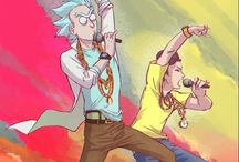 Fangirl - Rick and Morty