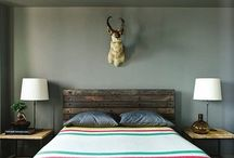 the guest room / the perfect guest room requires simplicity and comfort.