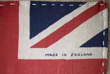 mood board   union jack project / graphic inspiration for a british-inspired invitation